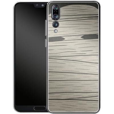 Huawei P20 Pro Silikon Handyhuelle - MUMMY von caseable Designs