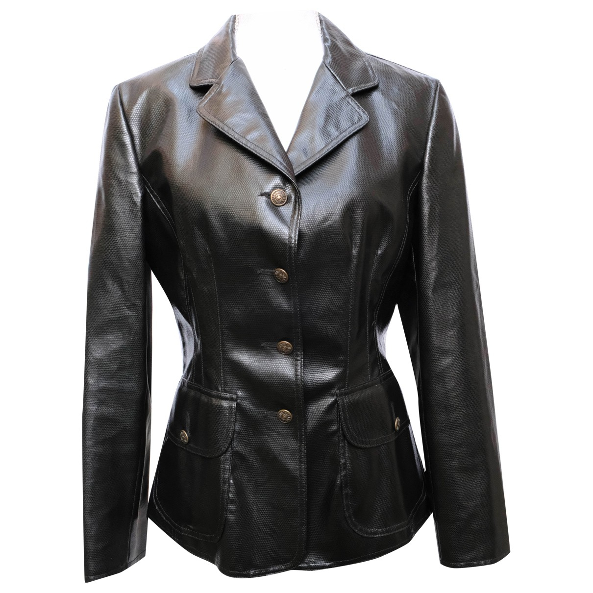 Moschino Cheap And Chic \N Black jacket for Women M International
