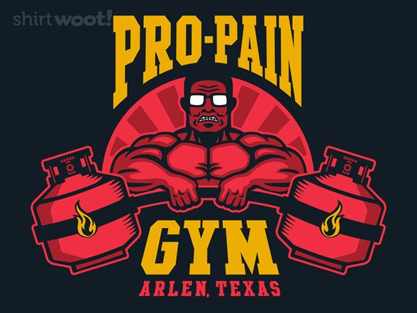 Propane Fitness T Shirt