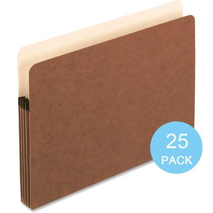 Pendaflex@ poche de fichier expansible, taille de la lettre - 25/Paquet ,3-1/2 in. (800 sheets)