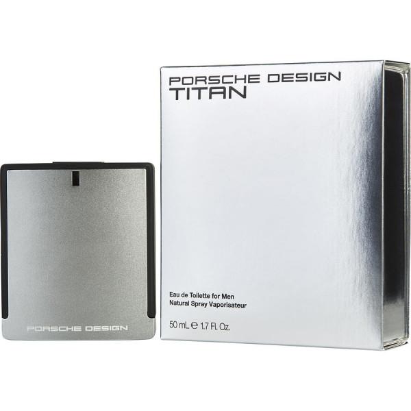 Porsche Design Titan - Porsche Design Eau de Toilette 50 ml