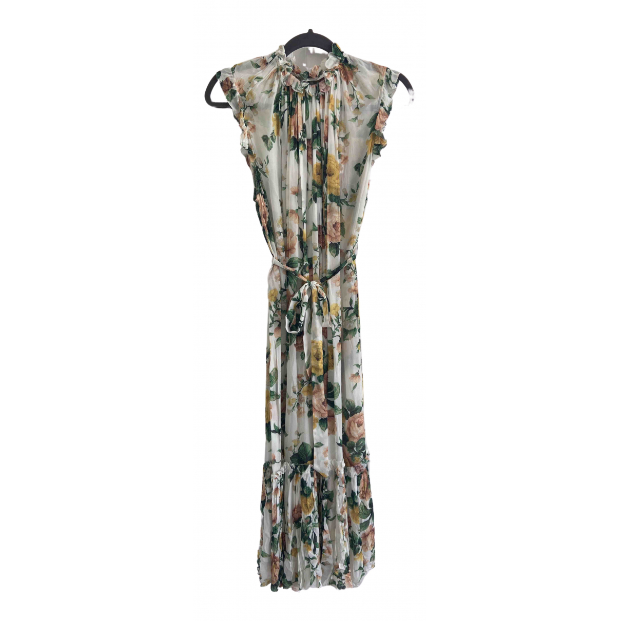 Zimmermann N Multicolour Silk dress for Women 2 0-5