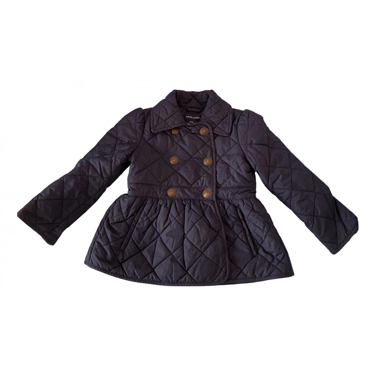 Ralph Lauren - Blousons.Manteaux   pour enfant - bleu