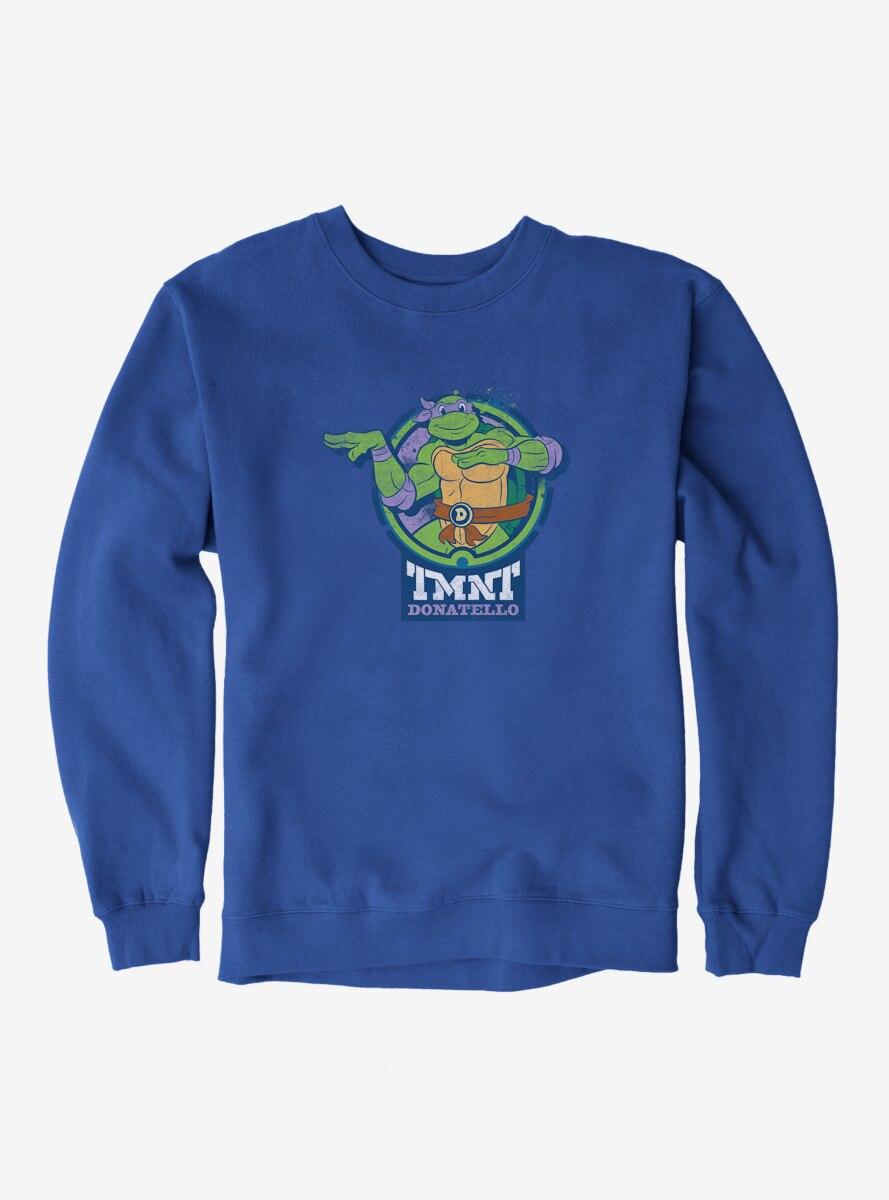 Teenage Mutant Ninja Turtles Donatello Badge Sweatshirt