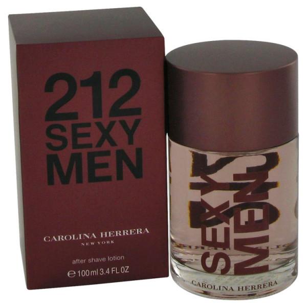 212 Sexy Men - Carolina Herrera Aftershave 100 ML