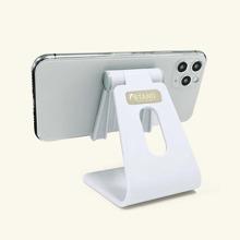 Soporte de celular con letra