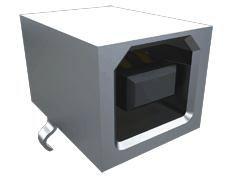 Samtec , USB-B USB Connector, Through Hole, Socket 2.0 B, Solder- Single Port (1000)