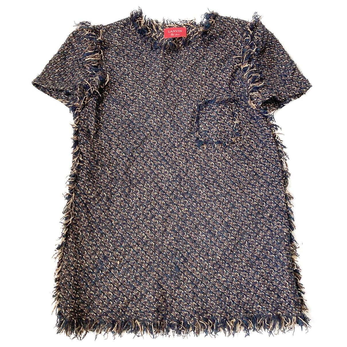Lanvin - Top   pour femme en coton