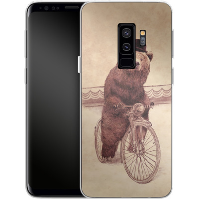 Samsung Galaxy S9 Plus Silikon Handyhuelle - Barnabus von Eric Fan