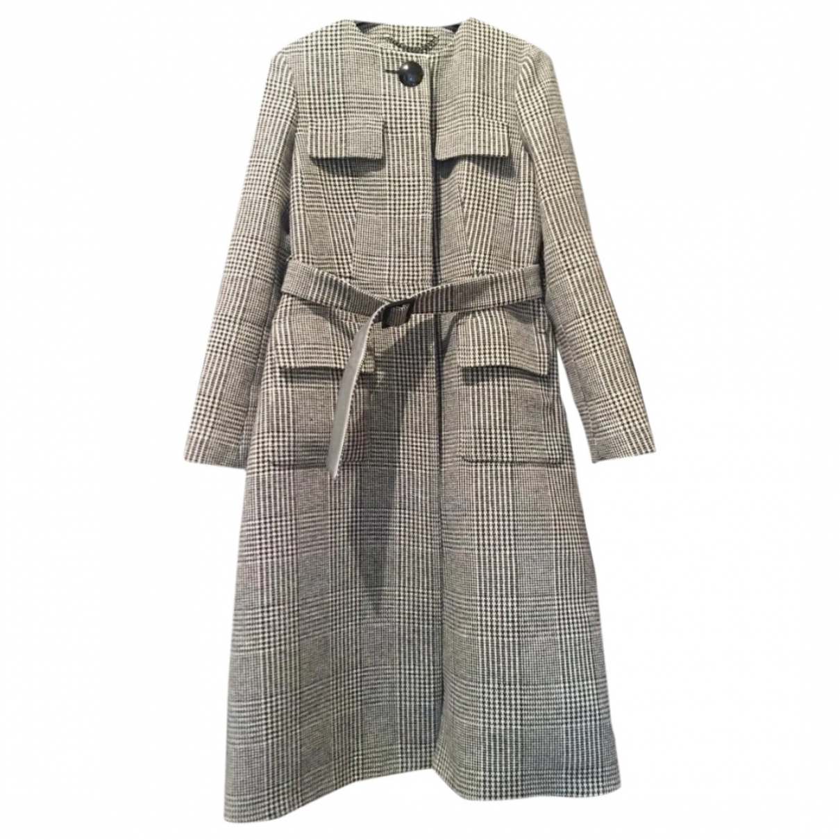Lk Bennett \N Wool coat for Women 46 FR