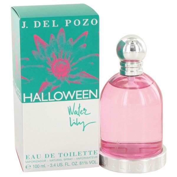 Halloween Water Lily - Jesus Del Pozo Eau de Toilette Spray 100 ML