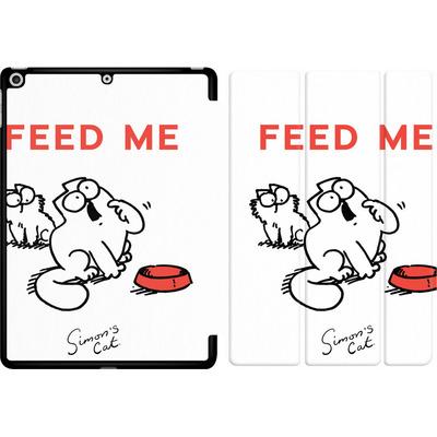 Apple iPad 9.7 (2017) Tablet Smart Case - Feed Me von Simons Cat