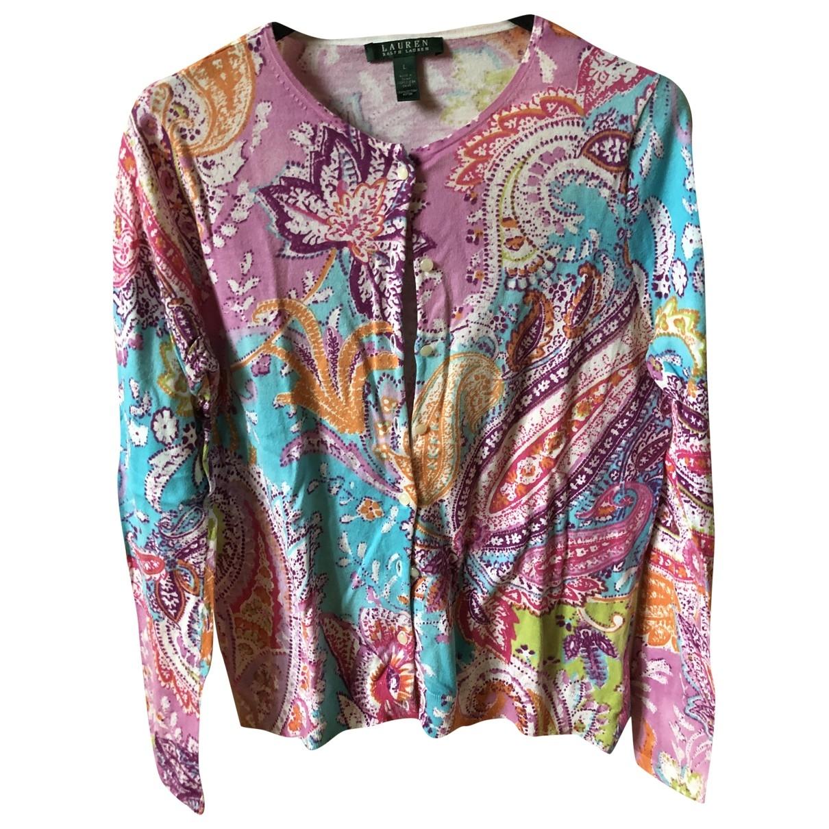 Lauren Ralph Lauren \N Multicolour Cotton  top for Women L International