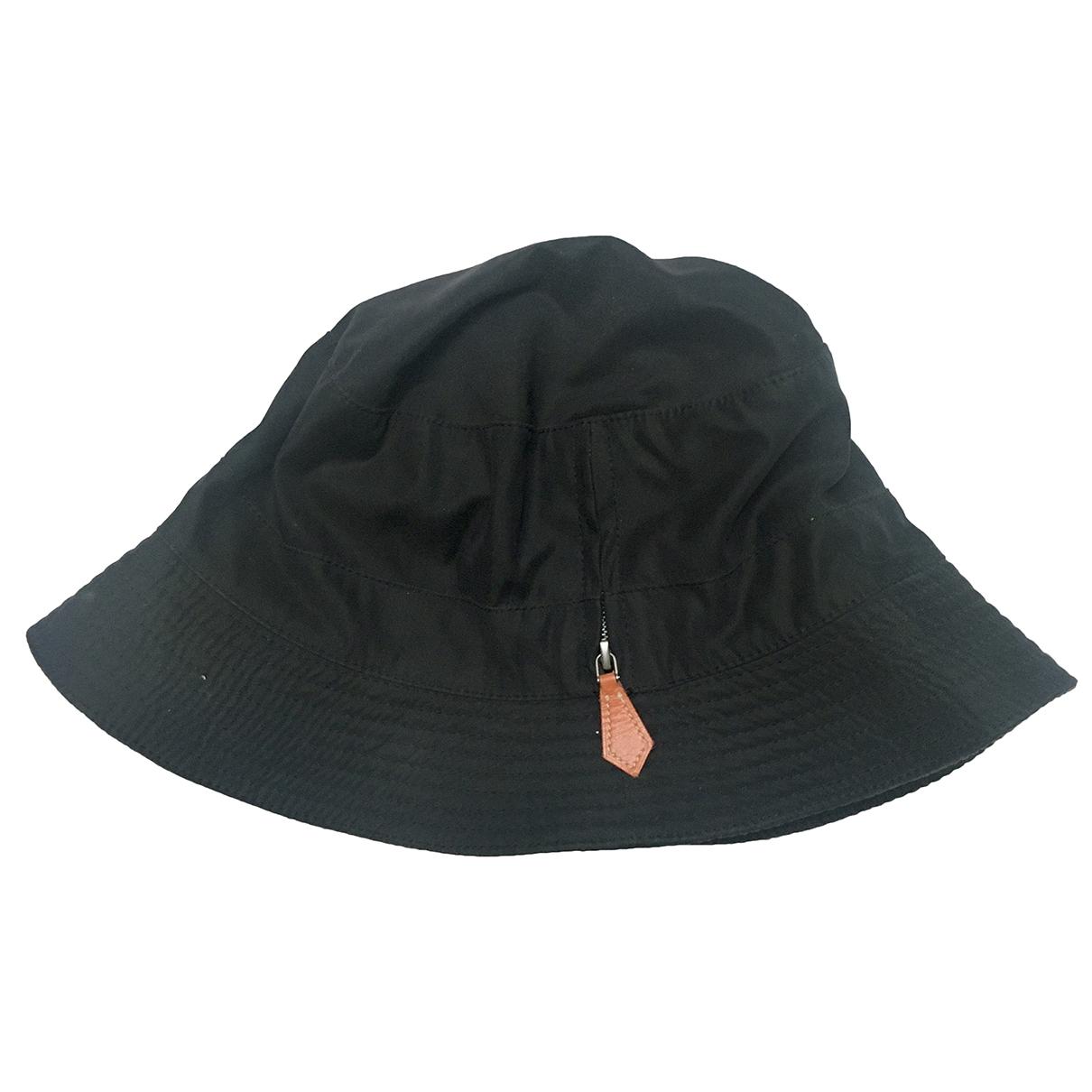 Hermes - Chapeau & Bonnets   pour homme - noir