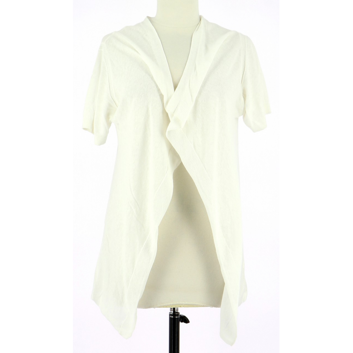 Comptoir Des Cotonniers \N Pullover.Westen.Sweatshirts  in  Weiss Baumwolle