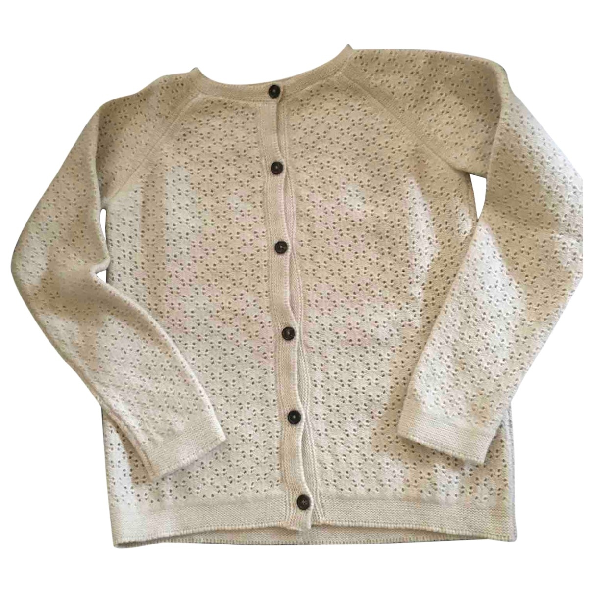 Massimo Alba \N Pullover in  Beige Wolle