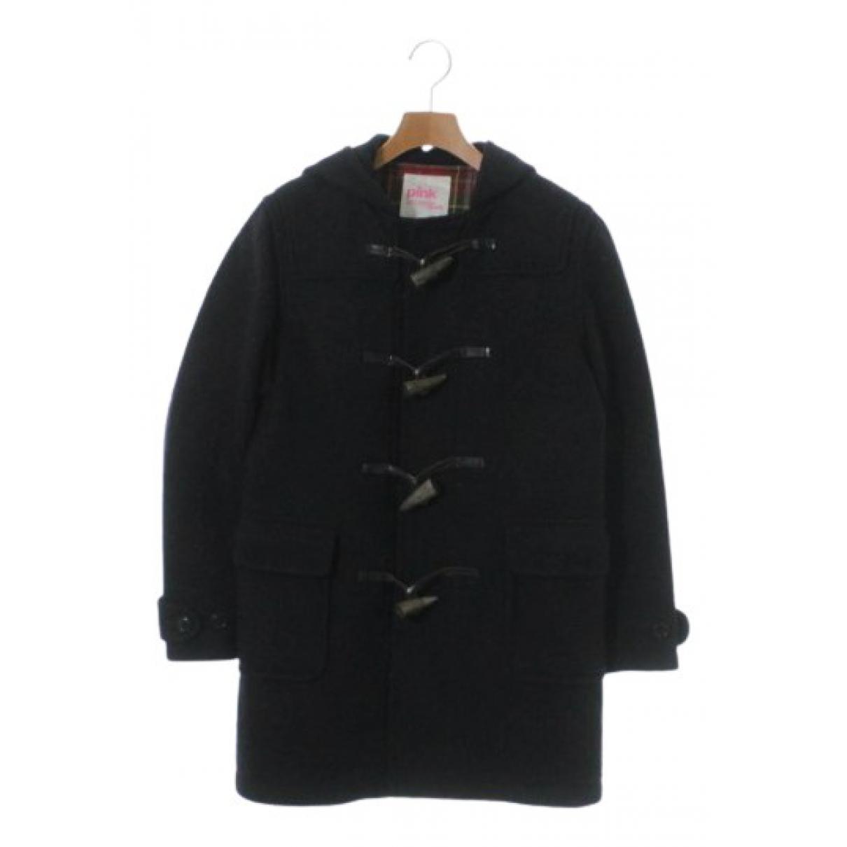 Comme Des Garcons - Manteau   pour femme en laine - bleu