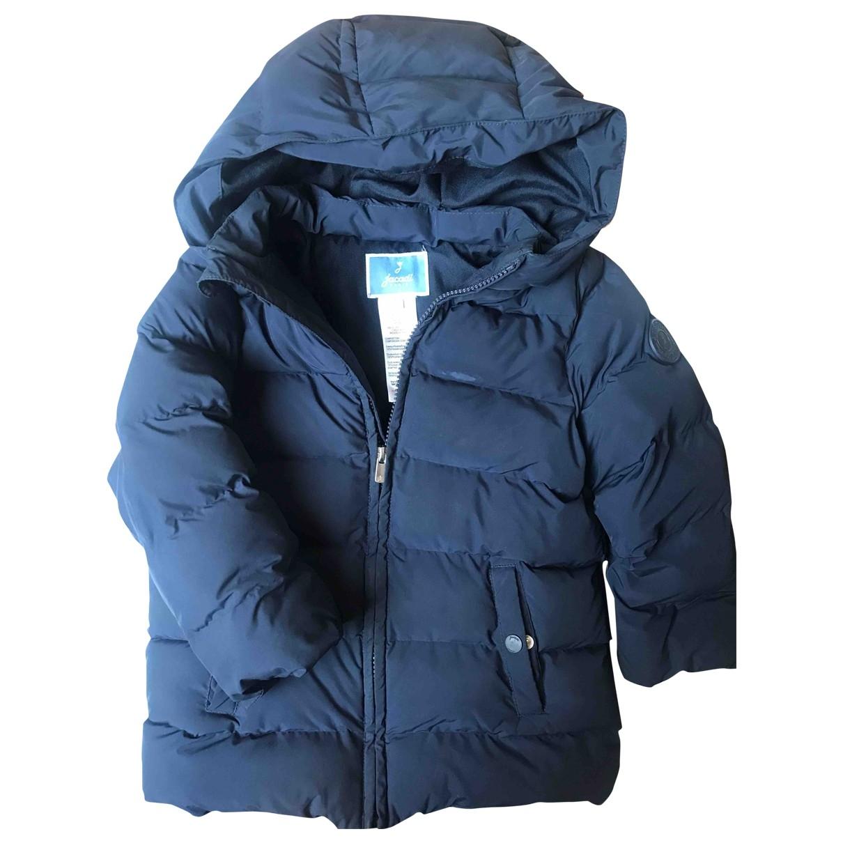 Jacadi - Blousons.Manteaux   pour enfant - bleu