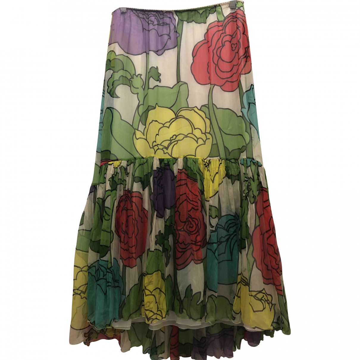 Moschino Cheap And Chic \N Silk skirt for Women 44 IT