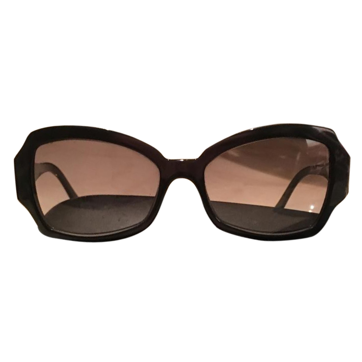 Salvatore Ferragamo \N Black Sunglasses for Women \N