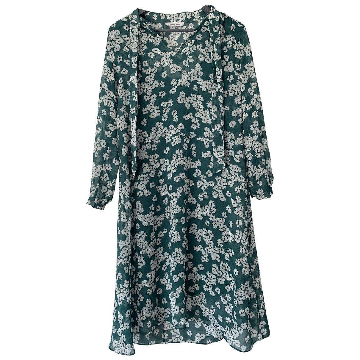 Samsoe & Samsoe - Robe   pour femme - vert