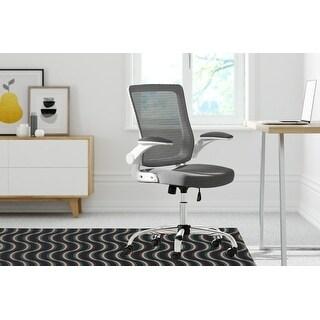 AMPLITUDE Office Mat By Kavka Designs (Green, Purple, Grey)