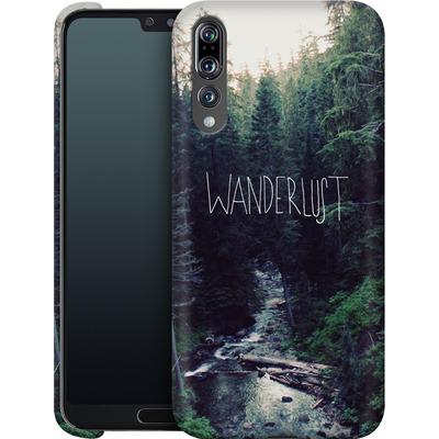 Huawei P20 Pro Smartphone Huelle - Wanderlust - Rainier Creek von Leah Flores