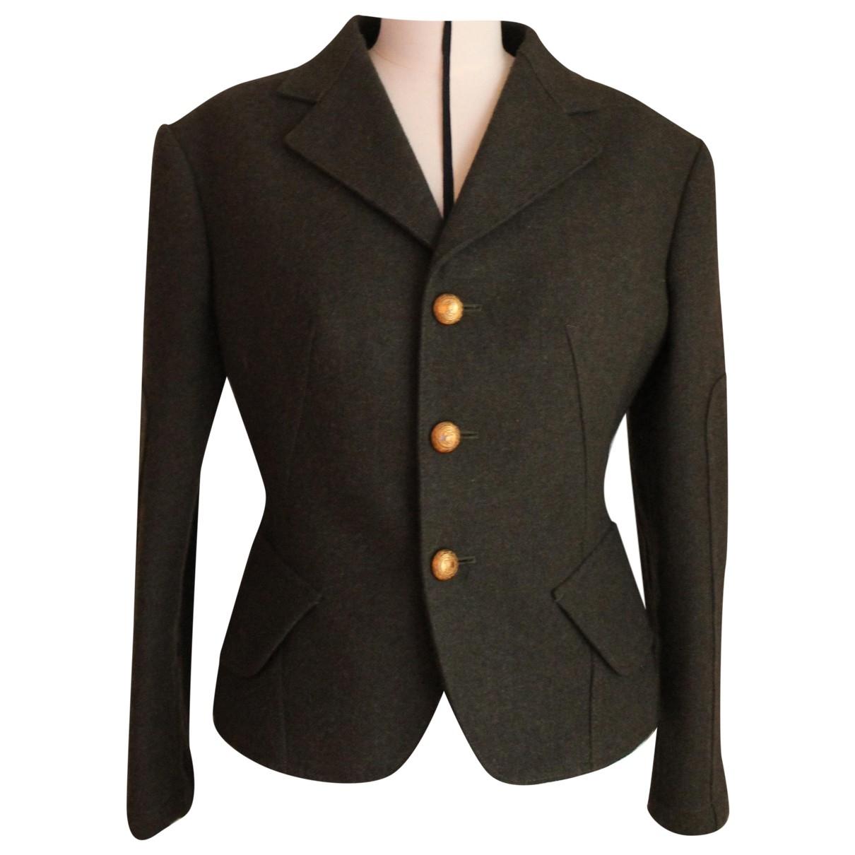 Junya Watanabe \N Khaki Wool jacket for Women L International