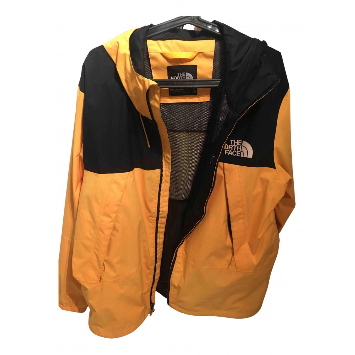 The North Face - Vestes.Blousons   pour homme - jaune