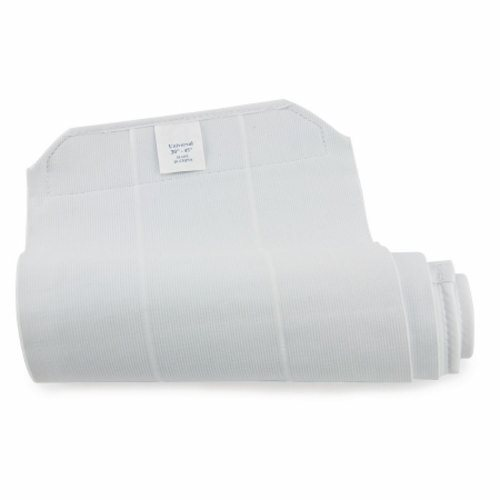 Abdominal Binder McKesson Small Hook and Loop Closure 30 to 45 Inch 9 Inch Adult - 1 Each by McKesson