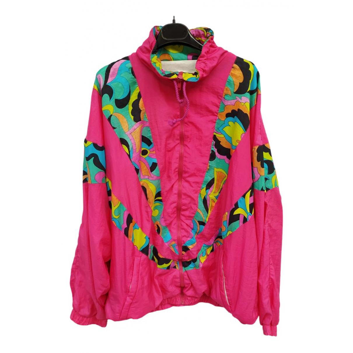 - Veste Oversize pour femme - rose