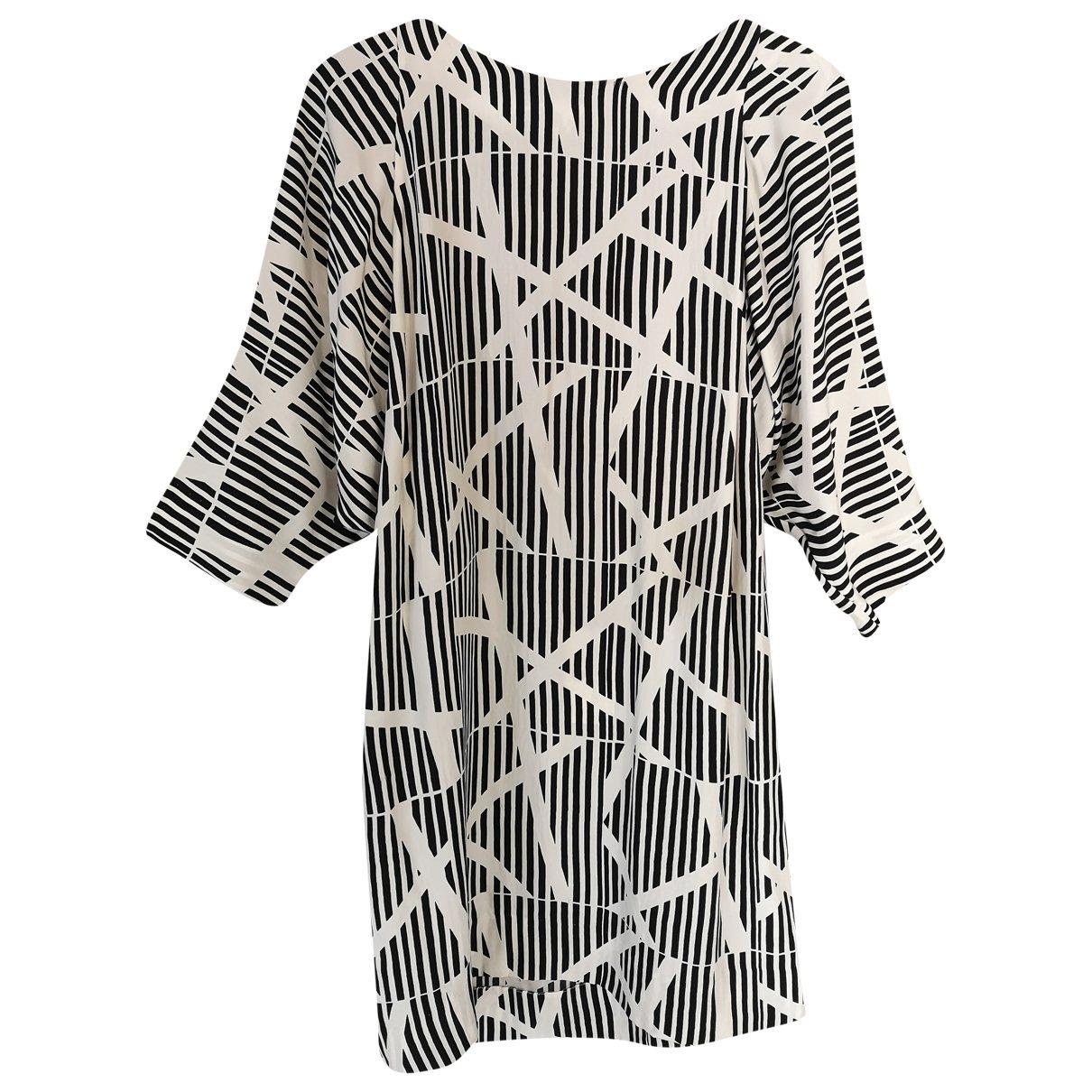 By Malene Birger \N Multicolour Silk dress for Women 36 FR