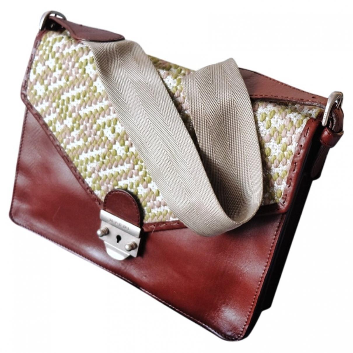 Marni \N Handtasche in  Bunt Leder