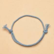 Braided String Bracelet