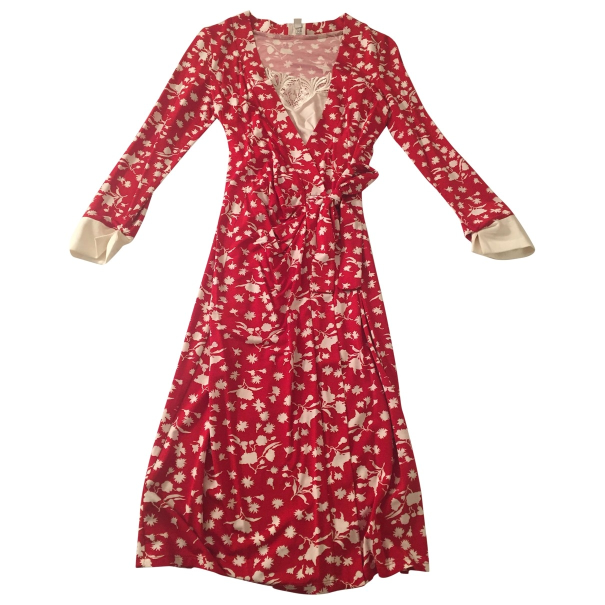 Non Signé / Unsigned \N Red dress for Women 2 0-5