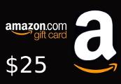 Amazon $25 Gift Card US