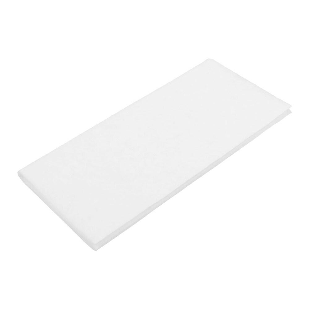 Smoke Exhaust Fish Tank Biochemical Filter Foam Cotton Sponge Pad Mat - White - 35.4