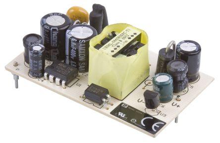 XP Power , 5W AC-DC Converter, 5V dc, Open Frame