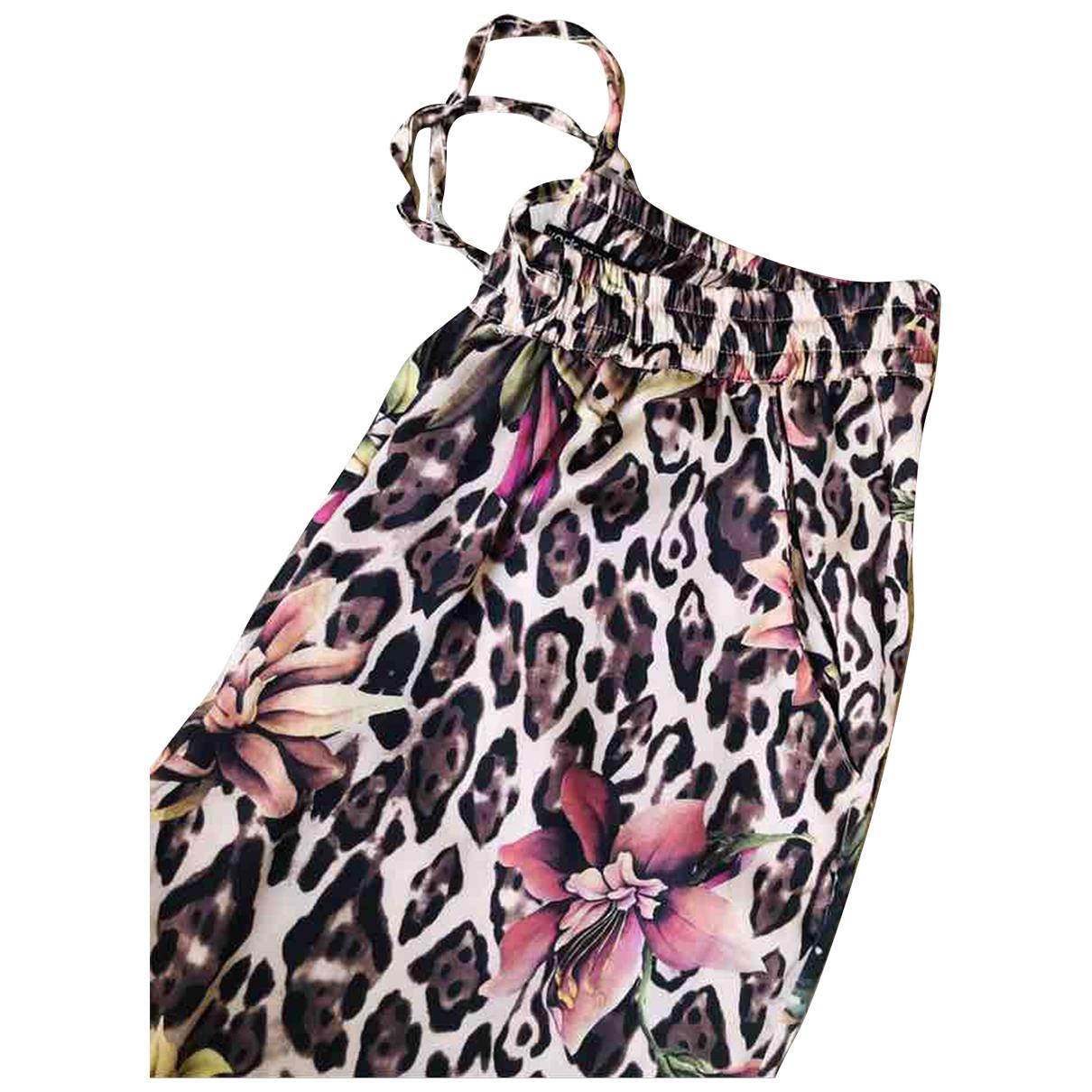 Autre Marque N Multicolour Trousers for Women M International