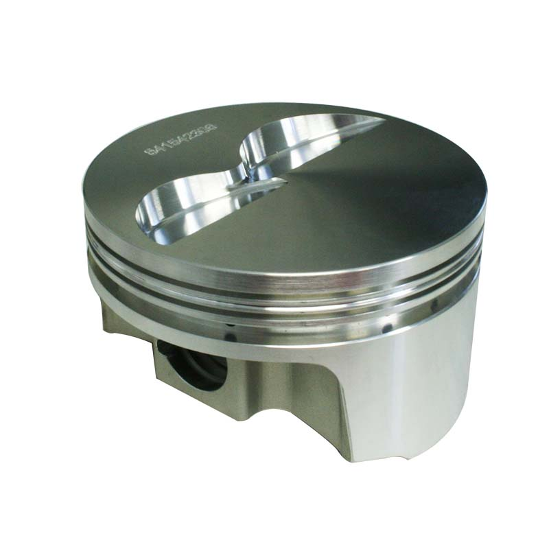 Pro Max Pistons; Chevy 262-400 2618 Forged 23 Degree Flat Top -6.0cc Howards Cams 841542306 841542306