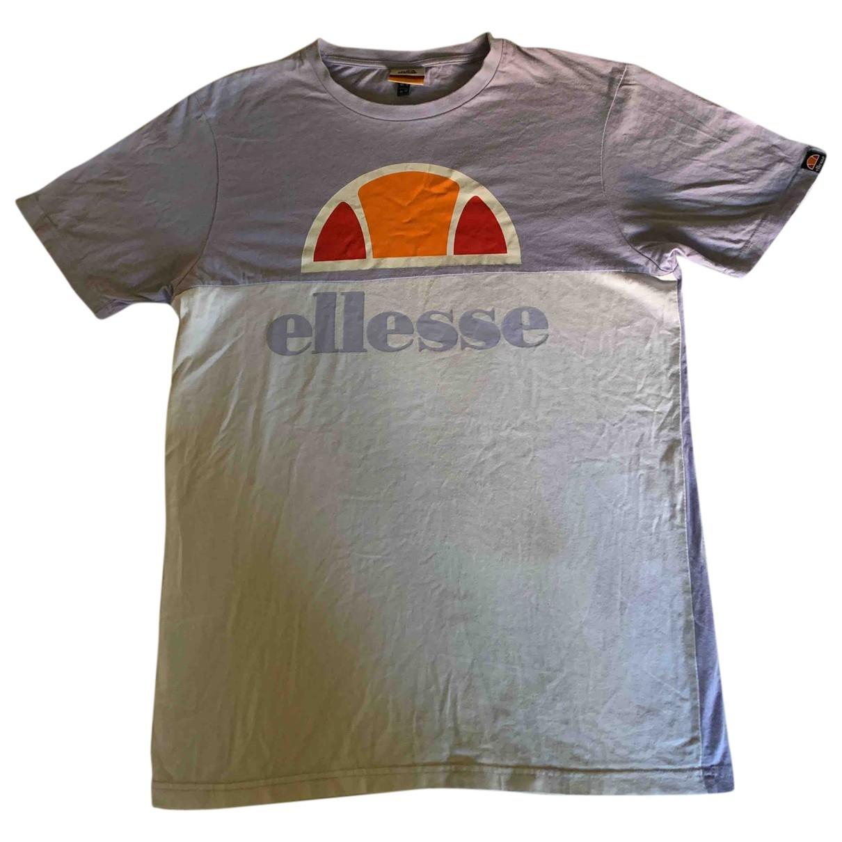 Ellesse \N T-Shirts in  Bunt Baumwolle