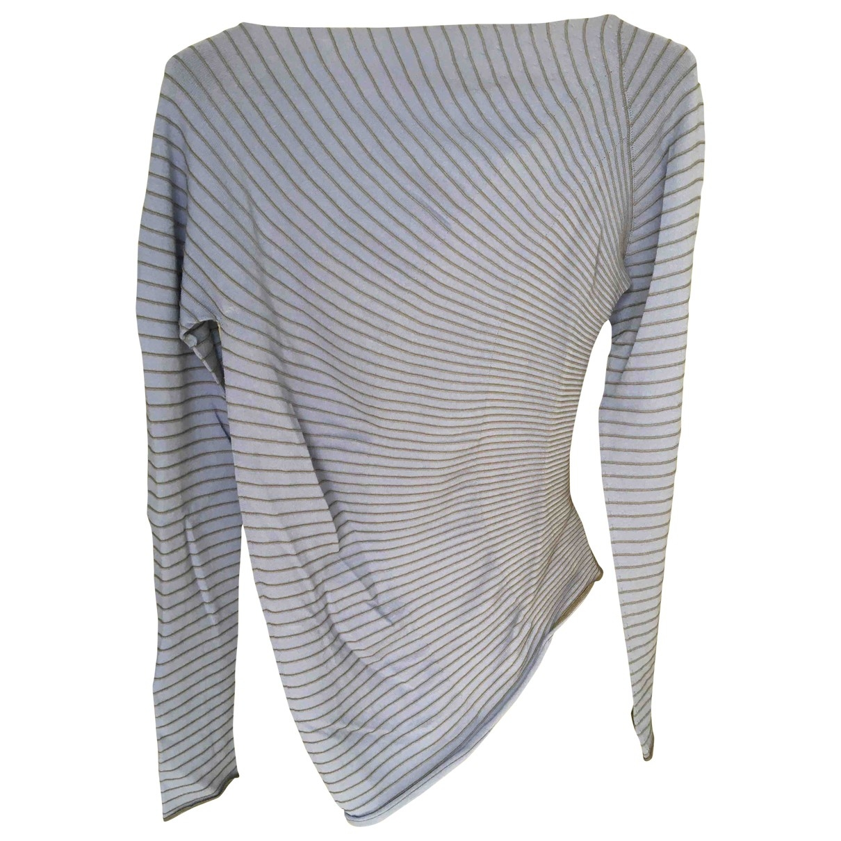 Emporio Armani \N Wool Knitwear for Women 40 IT