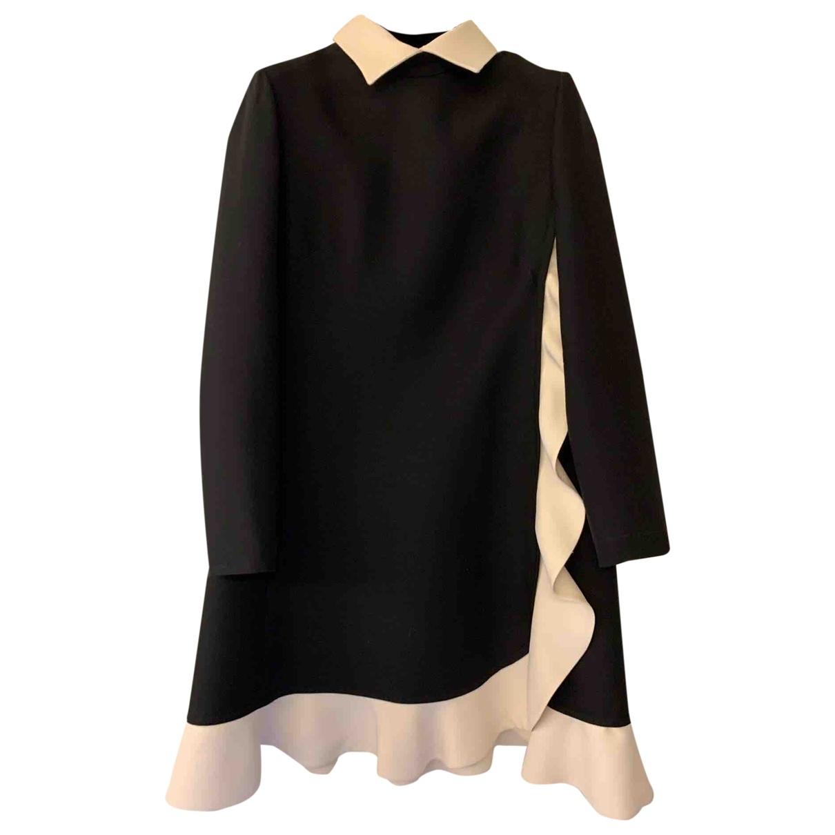 Valentino Garavani - Robe   pour femme en coton - bleu
