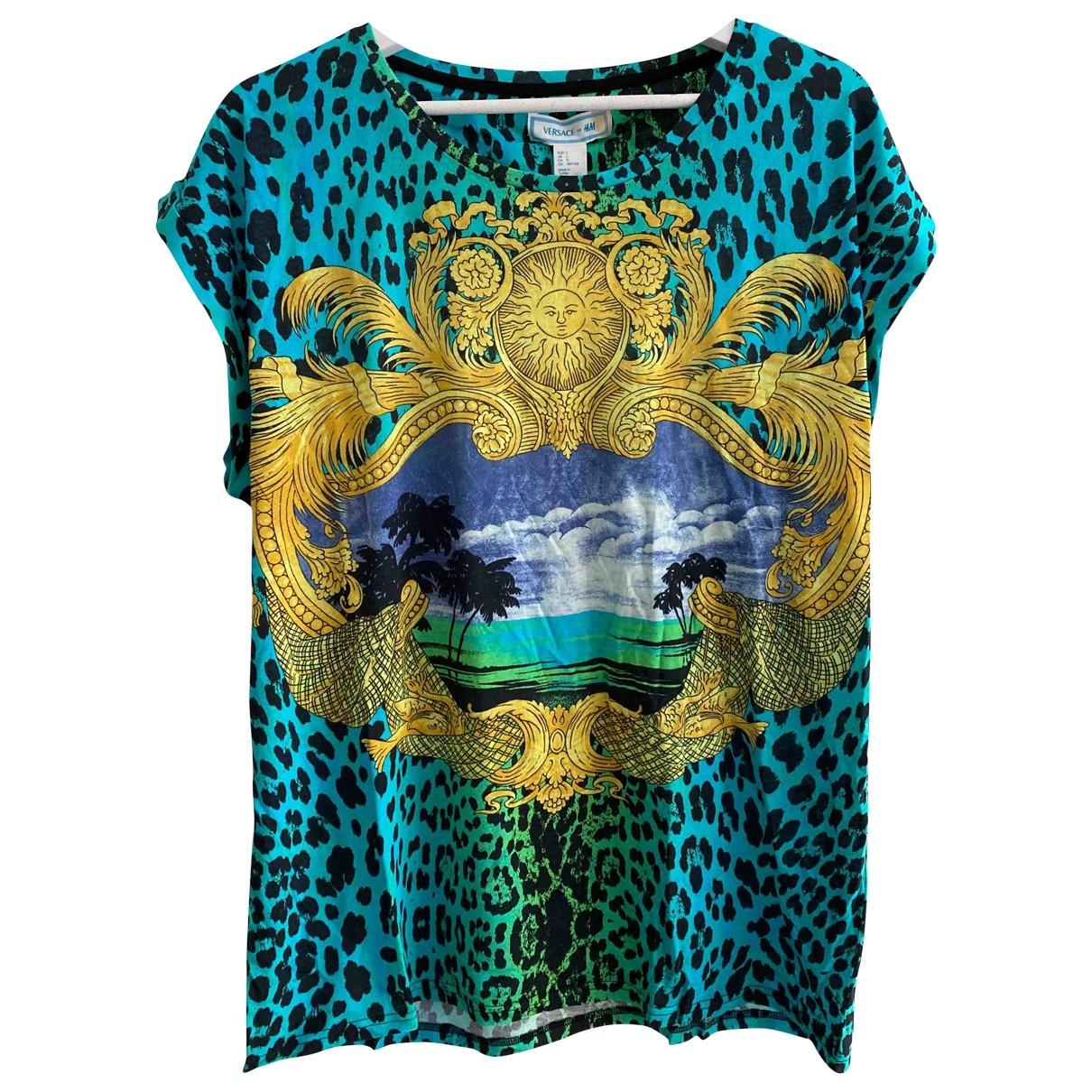 Versace X H&m \N T-Shirts in Baumwolle