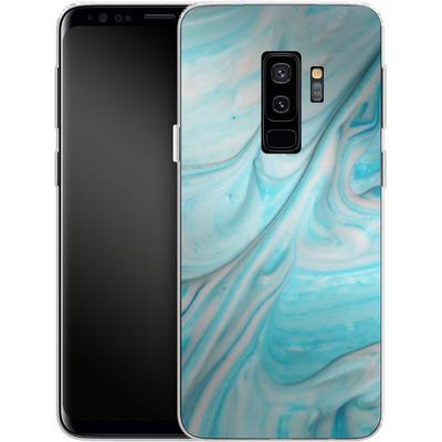 Samsung Galaxy S9 Plus Silikon Handyhuelle - Hawaii von Benn Dover