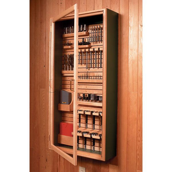 Woodworking Project Paper Plan to Build Universal Wall Cabinet