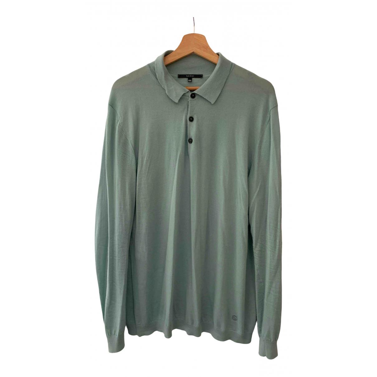 Gucci - Pulls.Gilets.Sweats   pour homme en cachemire - turquoise