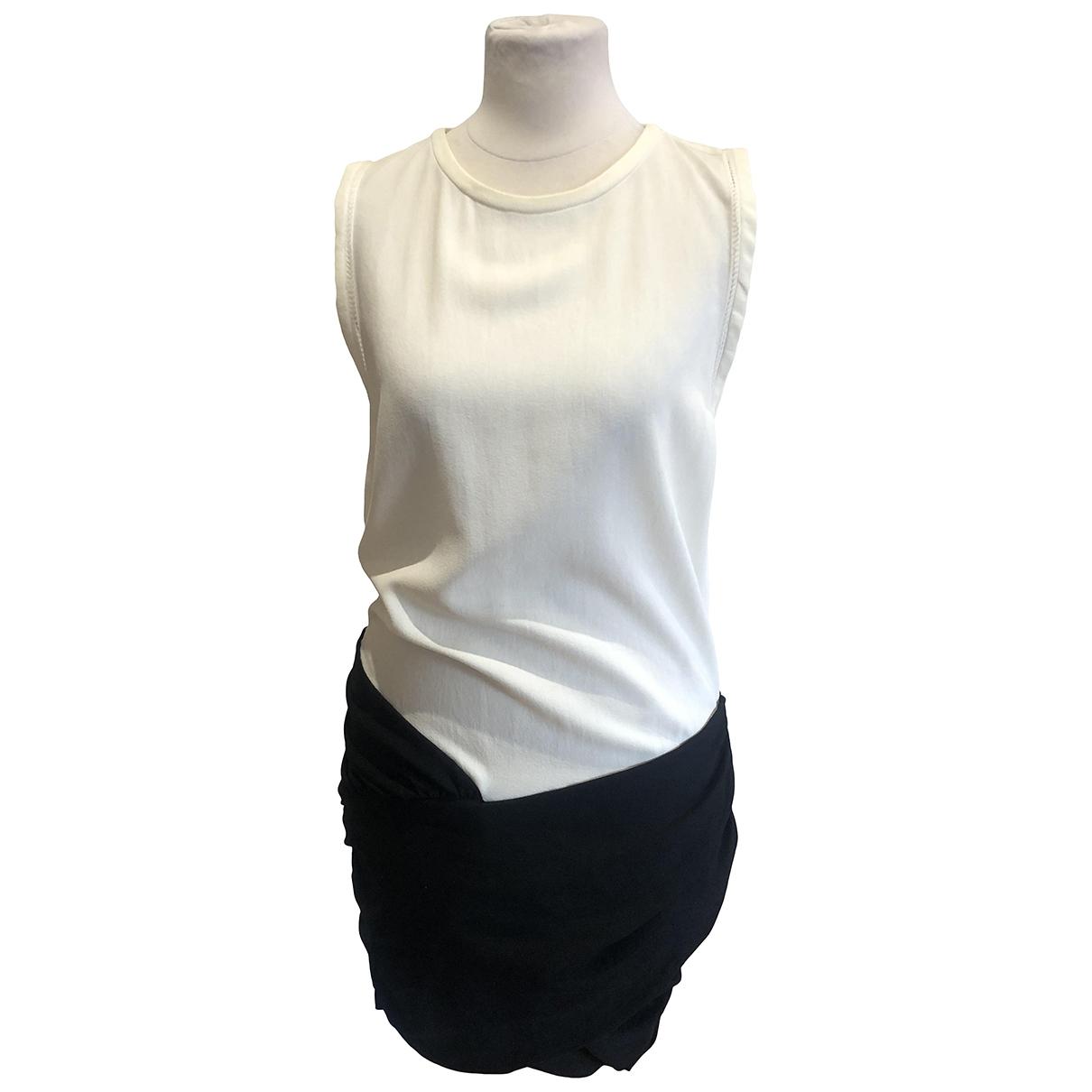 Iro \N Kleid in  Weiss Polyester