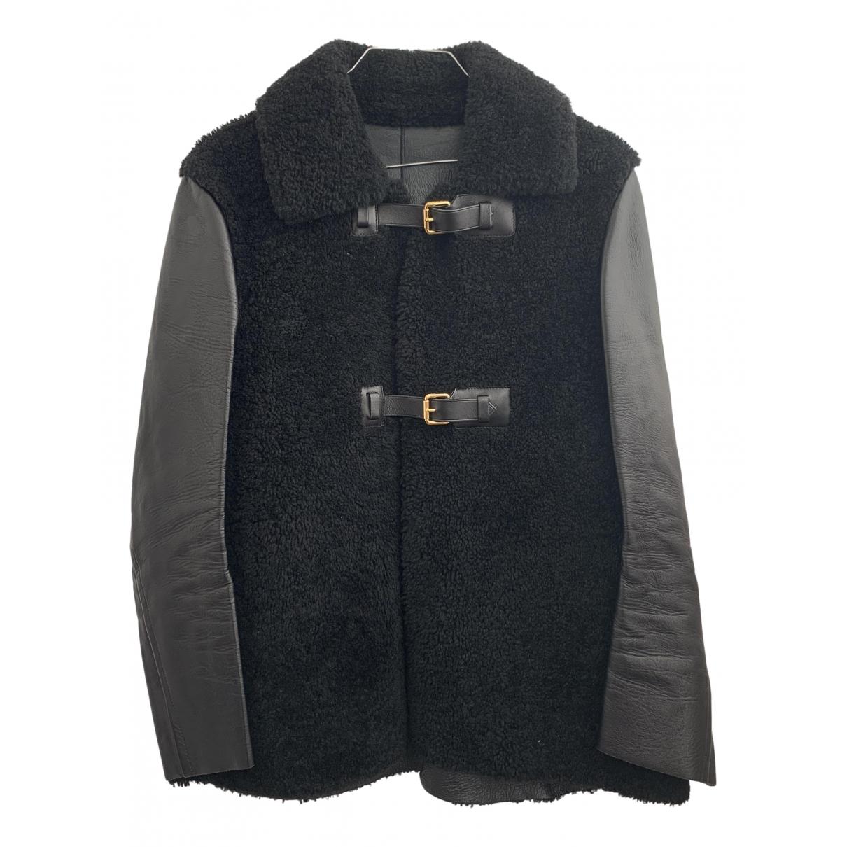 Cazadora de Cuero Louis Vuitton