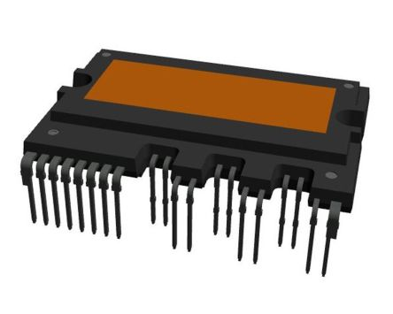 ON Semiconductor FNB35060T, AC Induction, BLDC Motor, PMSM Motor Motor Driver IC, 600 V 50A 27-Pin, SPM27-RA (60)